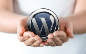 un wordpress