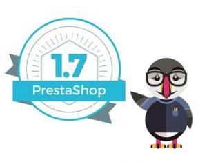 PrestaShop 1.7 a pleno funcionamiento