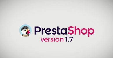 Ya tenemos PrestaShop 1.7 a pleno funcionamiento