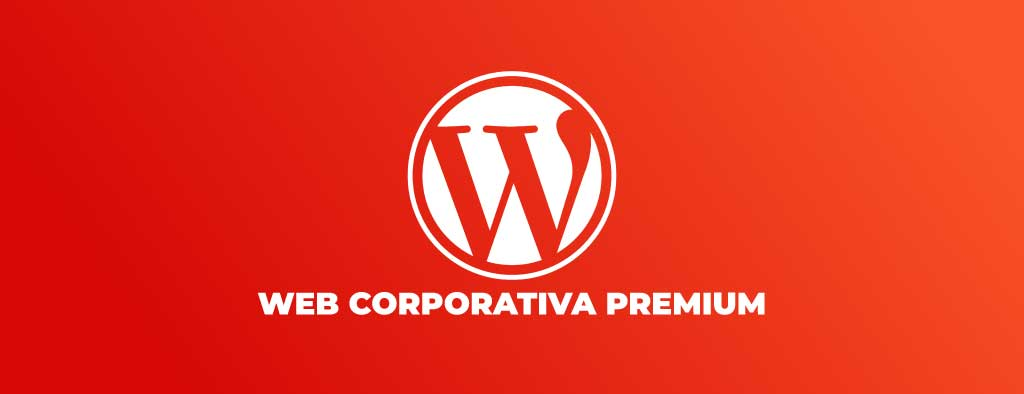 web corporativa wordpress premium
